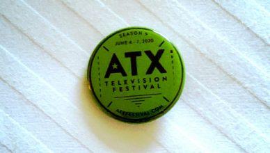 ATX Day 1 - Green 2019 Pin
