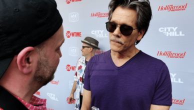 ATX Interview - Kevin Bacon