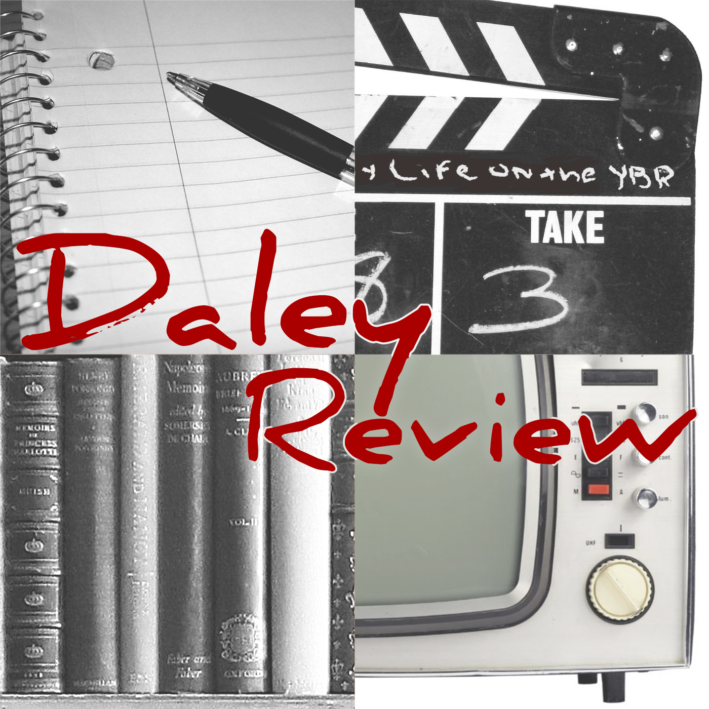 Daley Review: TV, Movies, and Books - Westworld | Stranger Things | Gilmore Girls | Colony | The Leftovers | Fear The Walking Dead